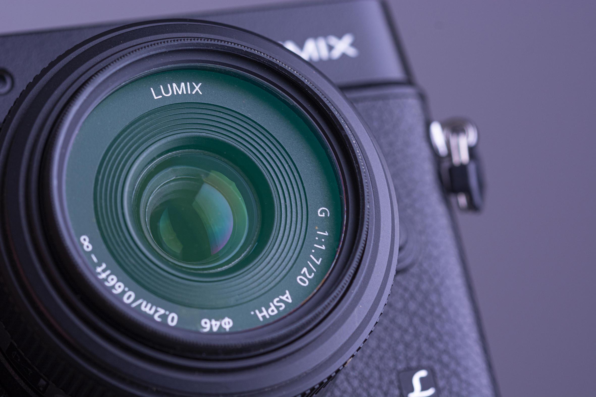 Set vidéo complet GX8, stabilisateur Zhiyun, trois objectifs