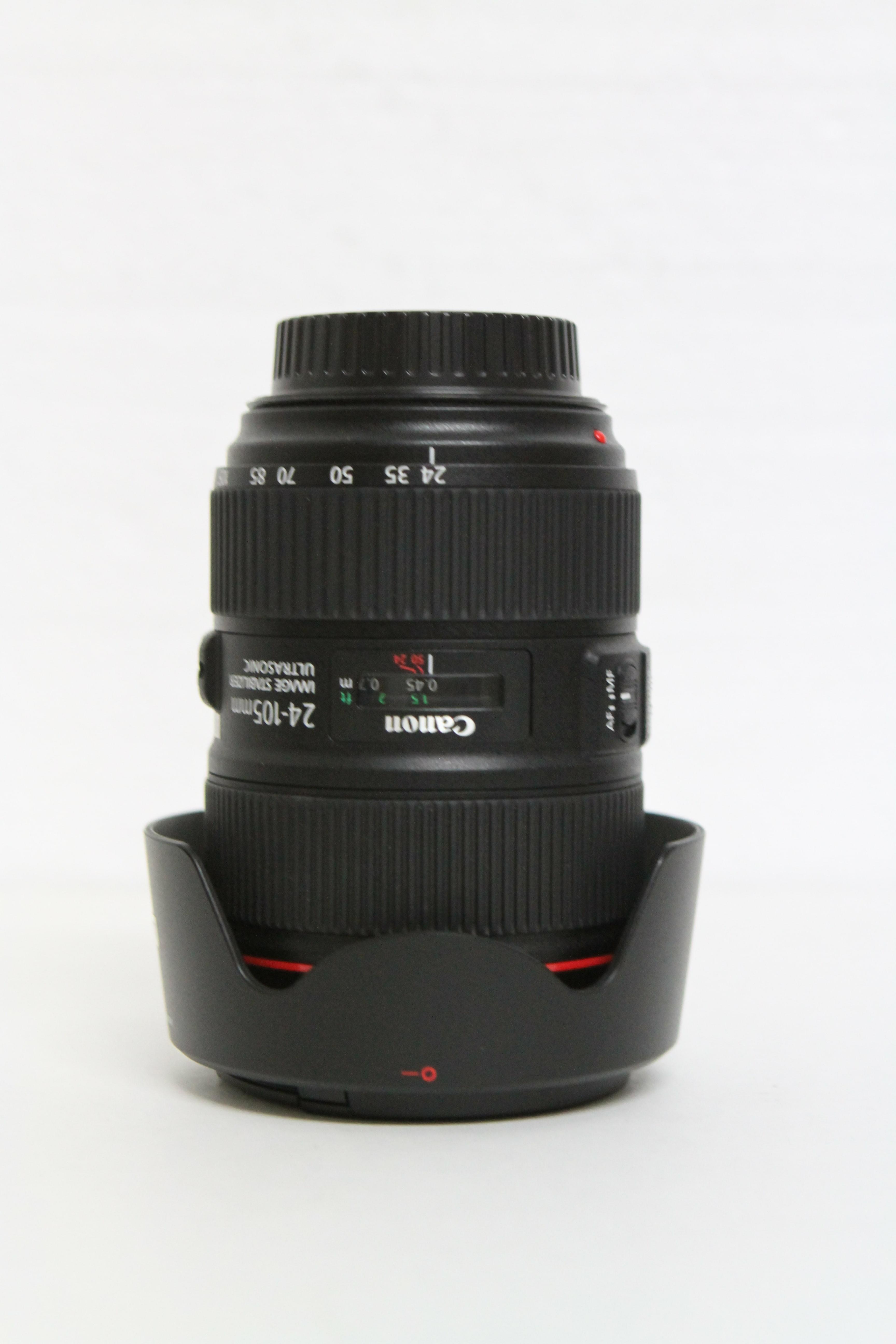 Canon 24-105 F4 LII