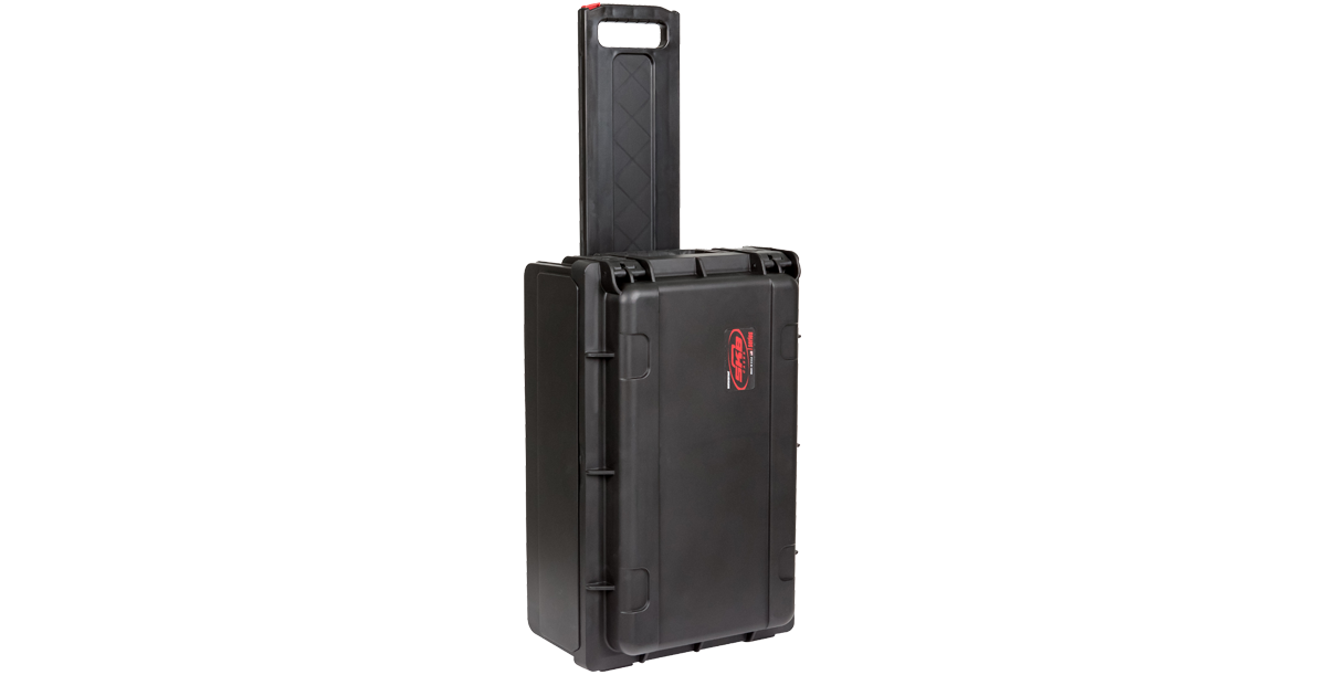 Flight Case  Pelicase SKB  Studio Flyer 2U