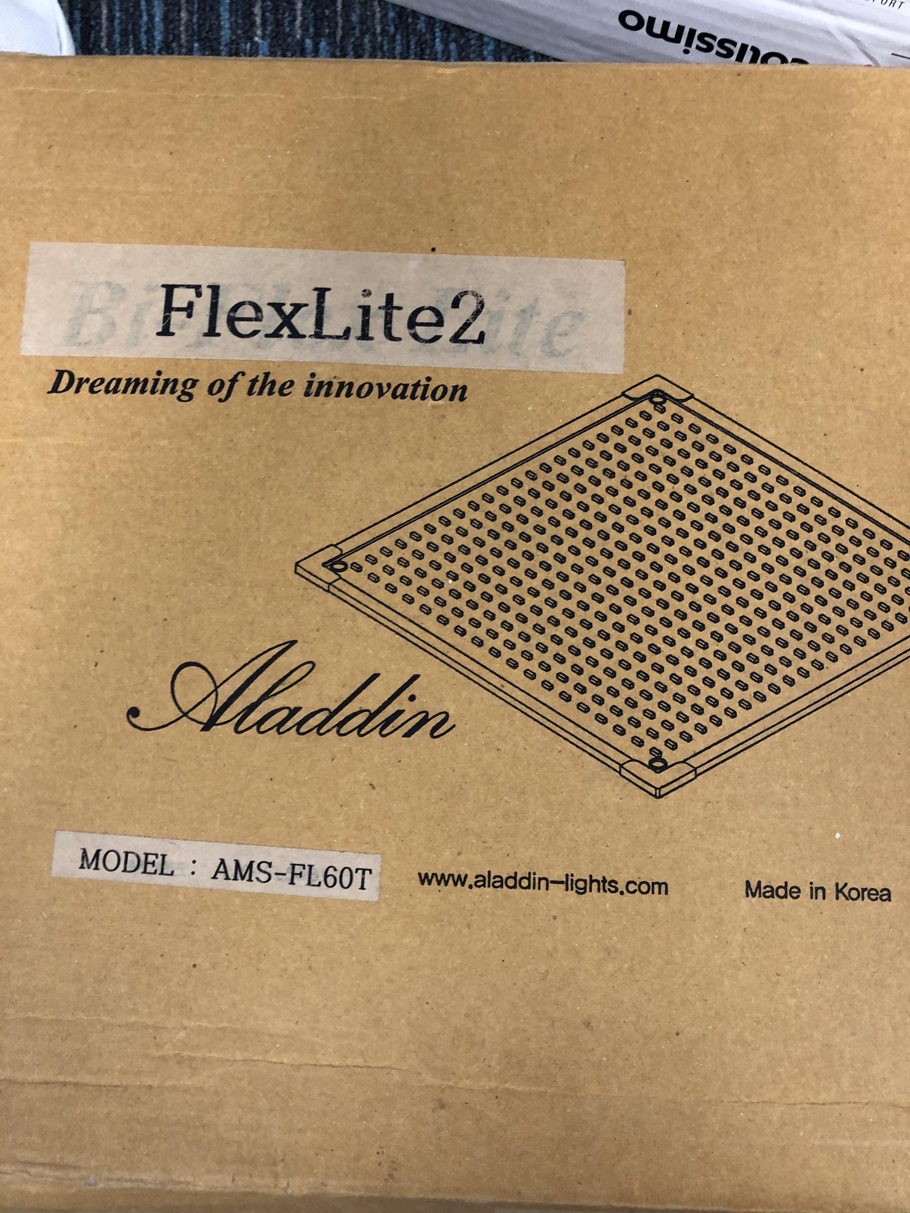 Aladin Flex Lite 1 | eclairage LED photo vidéo