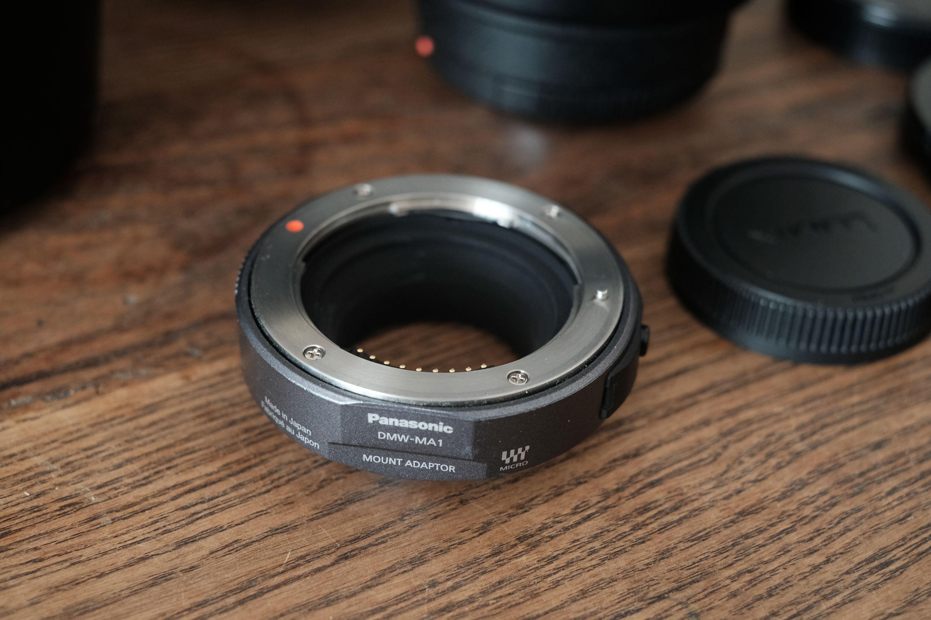 Olympus zoom 50-200 f.2,8-3,5 monture 4/3 ET micro 4/3