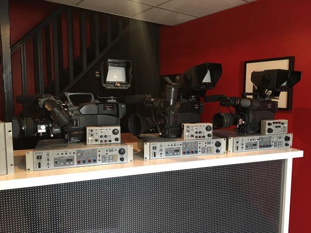 Plateau caméra à vendre