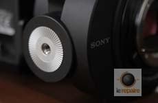 Sony Nex-FS700 dentee