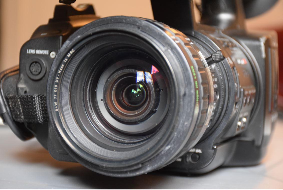 VENDU Caméra EX1r Sony (HD) - Très bon état