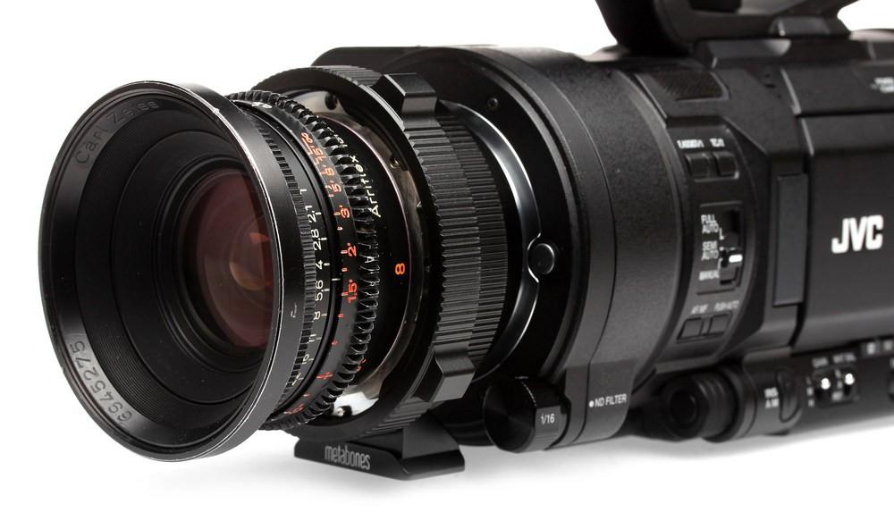JVC GY-LS300 avec optique Super16