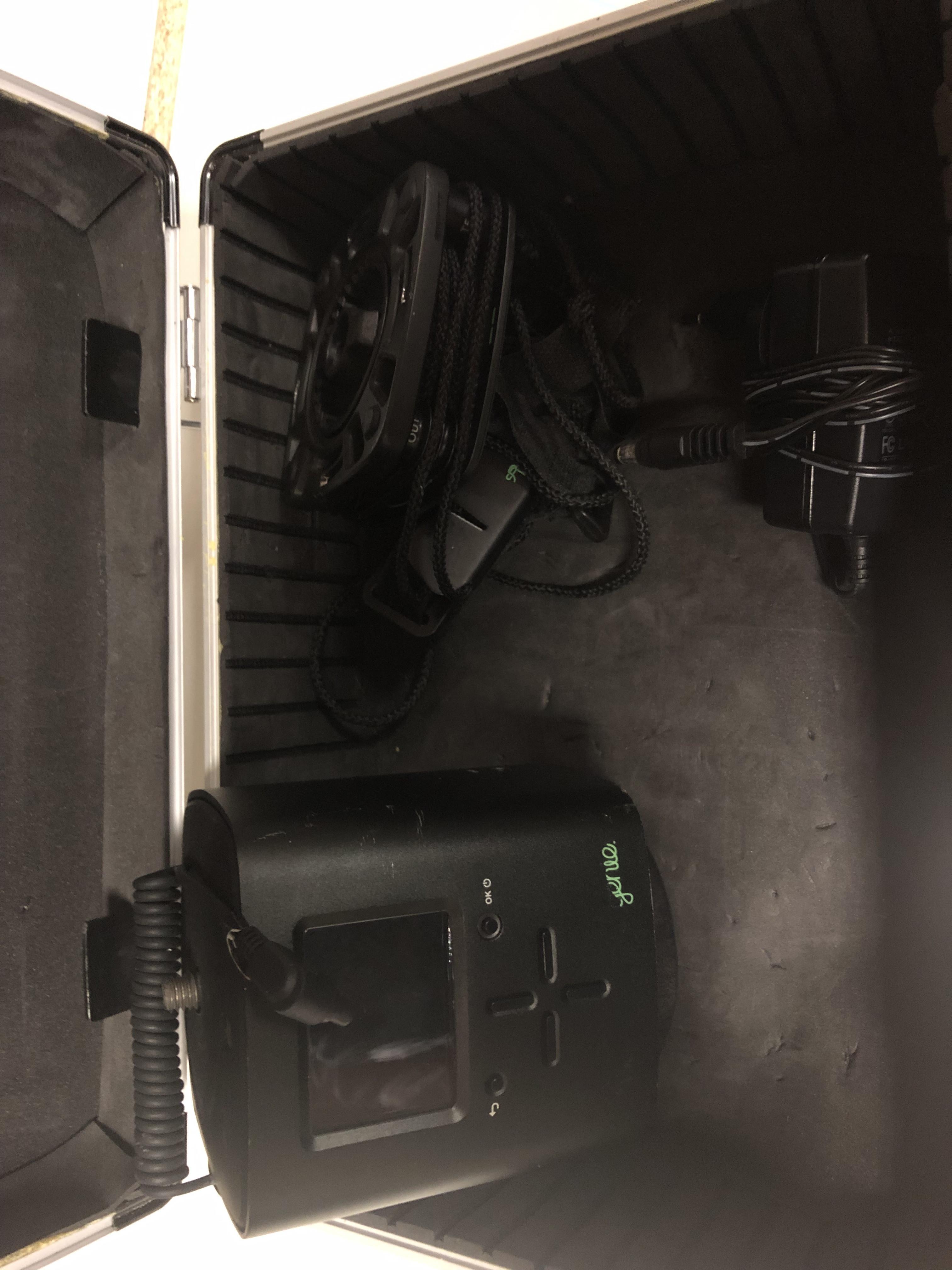 Syrp Genie rotule motoriseé pour time lapse et panorama 360°