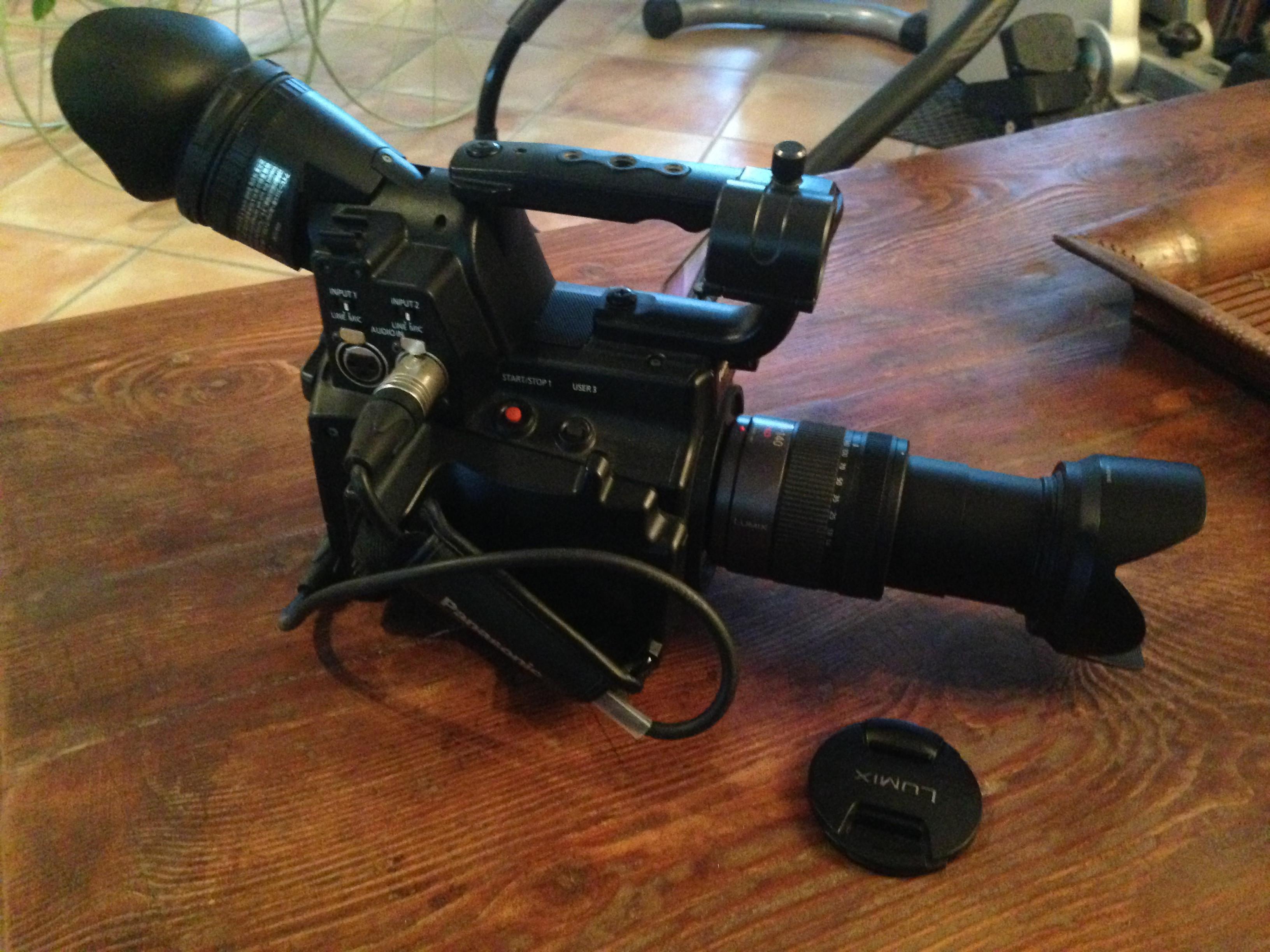 caméra AGAF101 PANASONIC