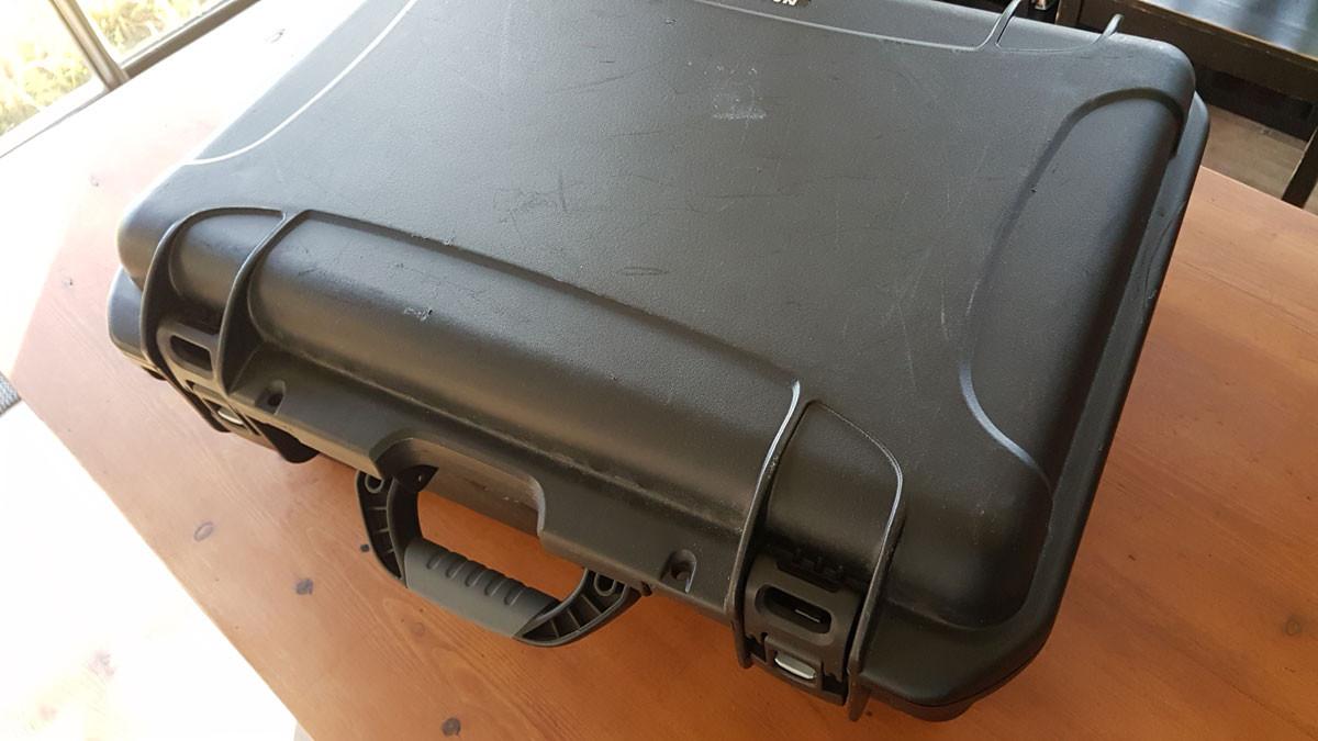 DJI Ronin-M + valise de transport