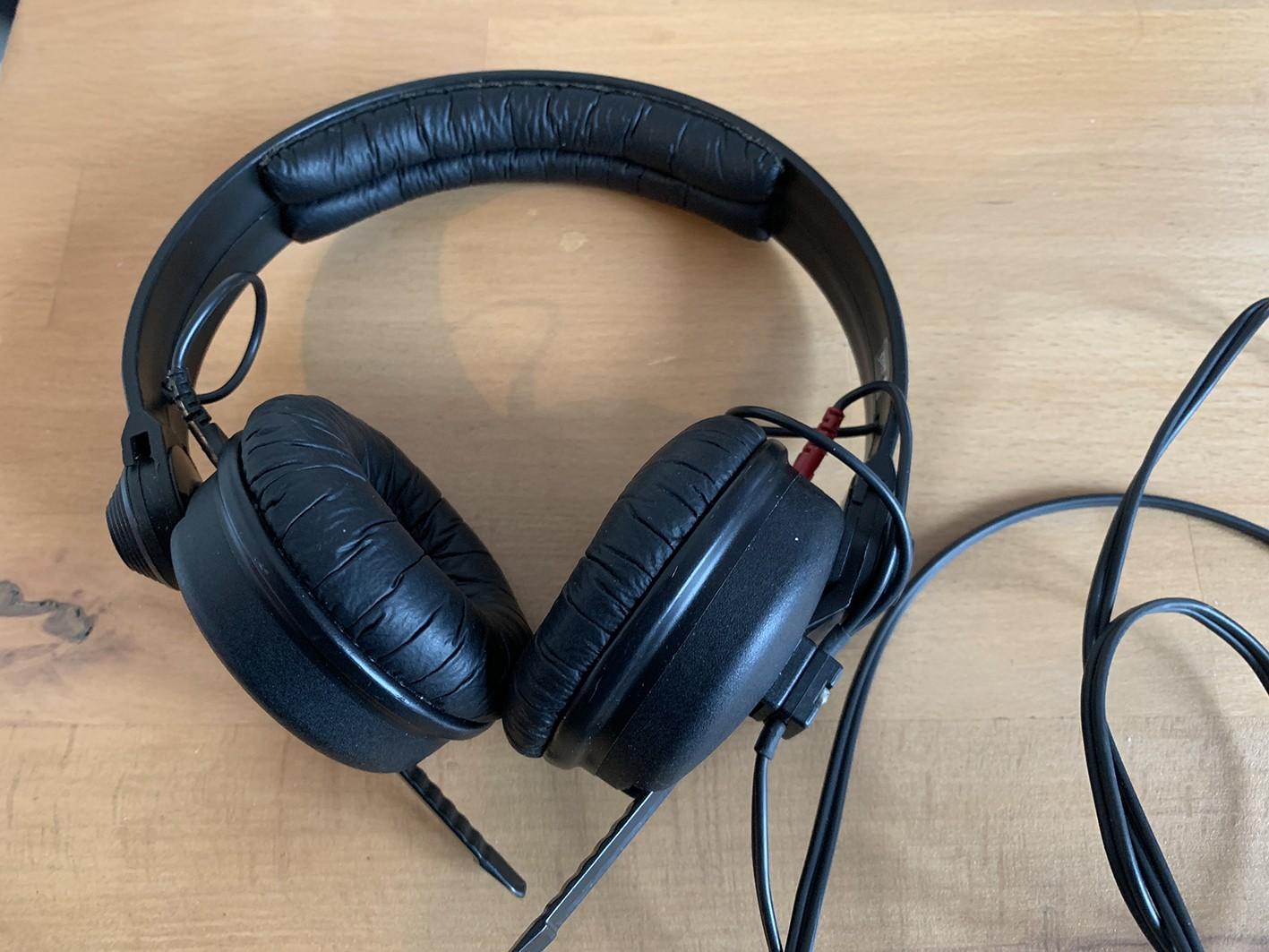Vends casque audio Sennheiser SP  25-I II