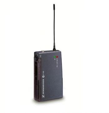 1 Kit Emetteur Recepteur BodyPack Wireless G1 EW100 Sennheiser