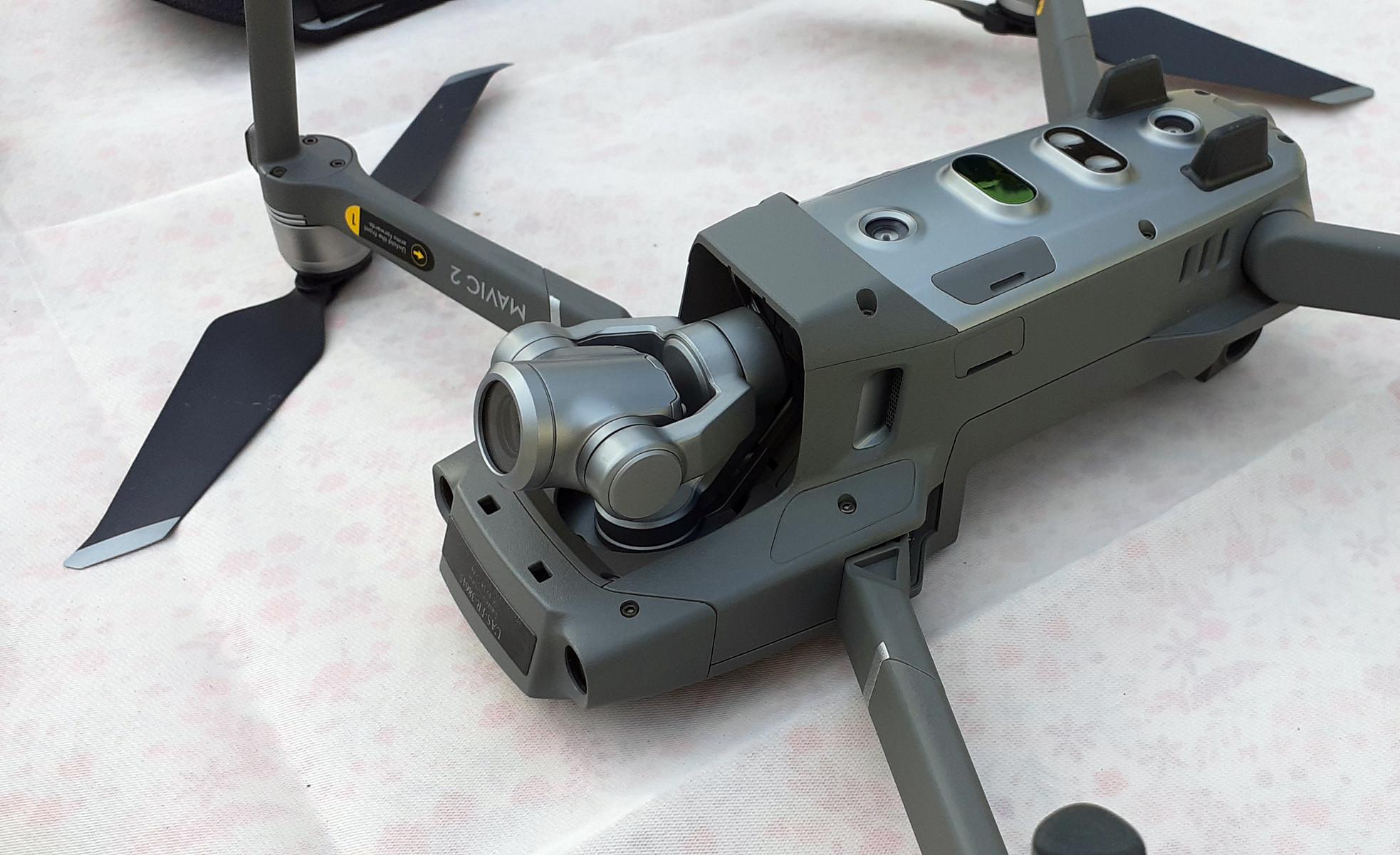 Drone Mavic 2 zoom en très bon état