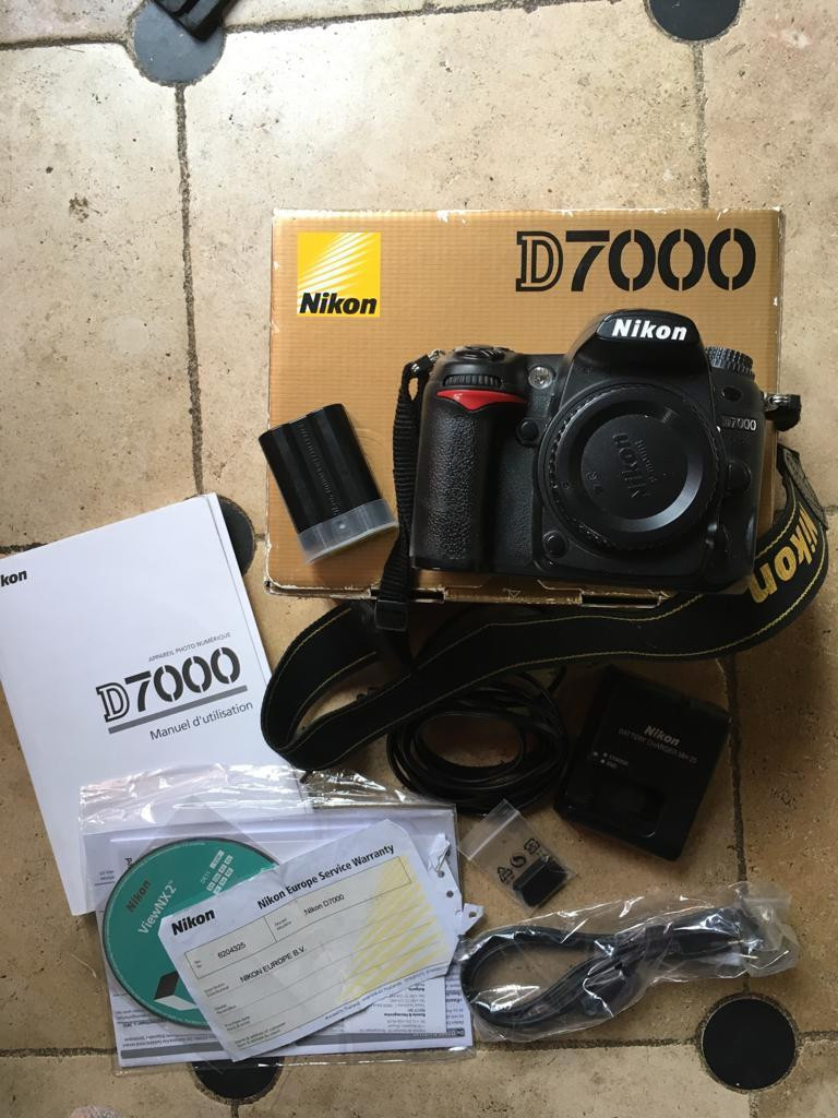 NIKON D7000 (Nu)