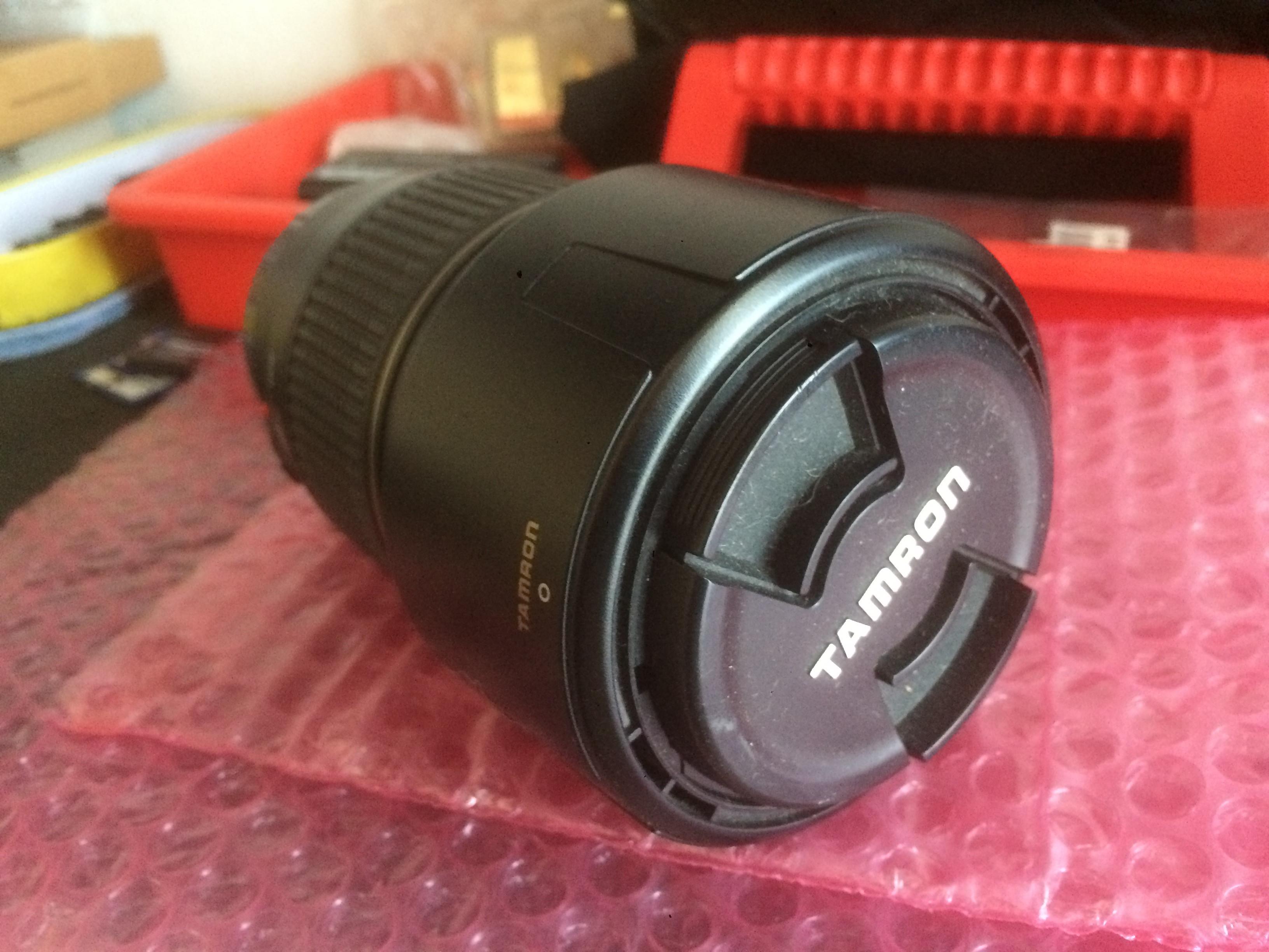 Tamron 70/200 monture canon