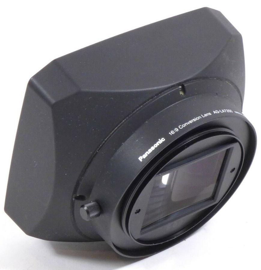 Adaptateur Anamorphique Panasonic LA7200
