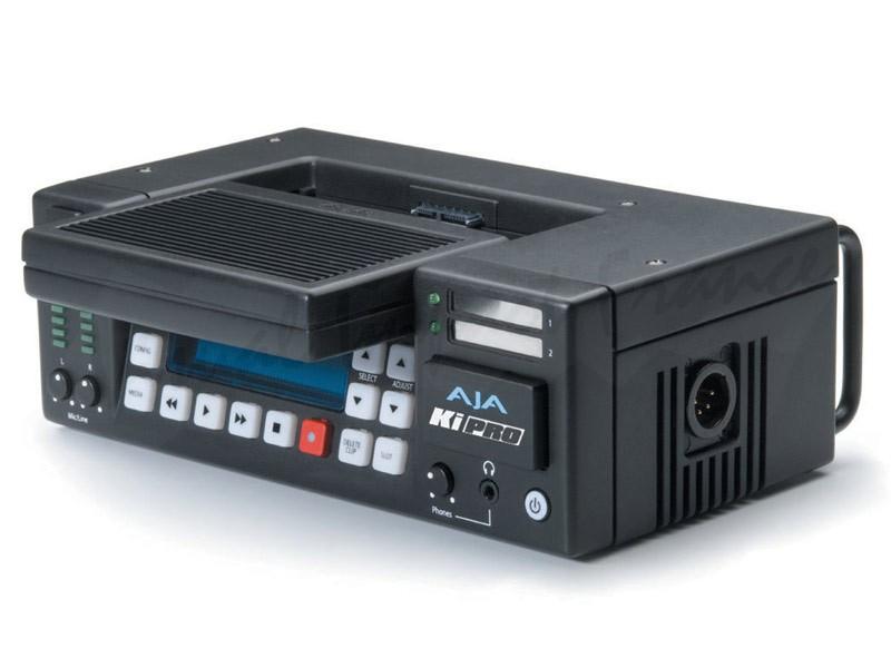 KI PRO AJA ENREGISTREUR EXTERN HD AVEC DISQUE 500 GO