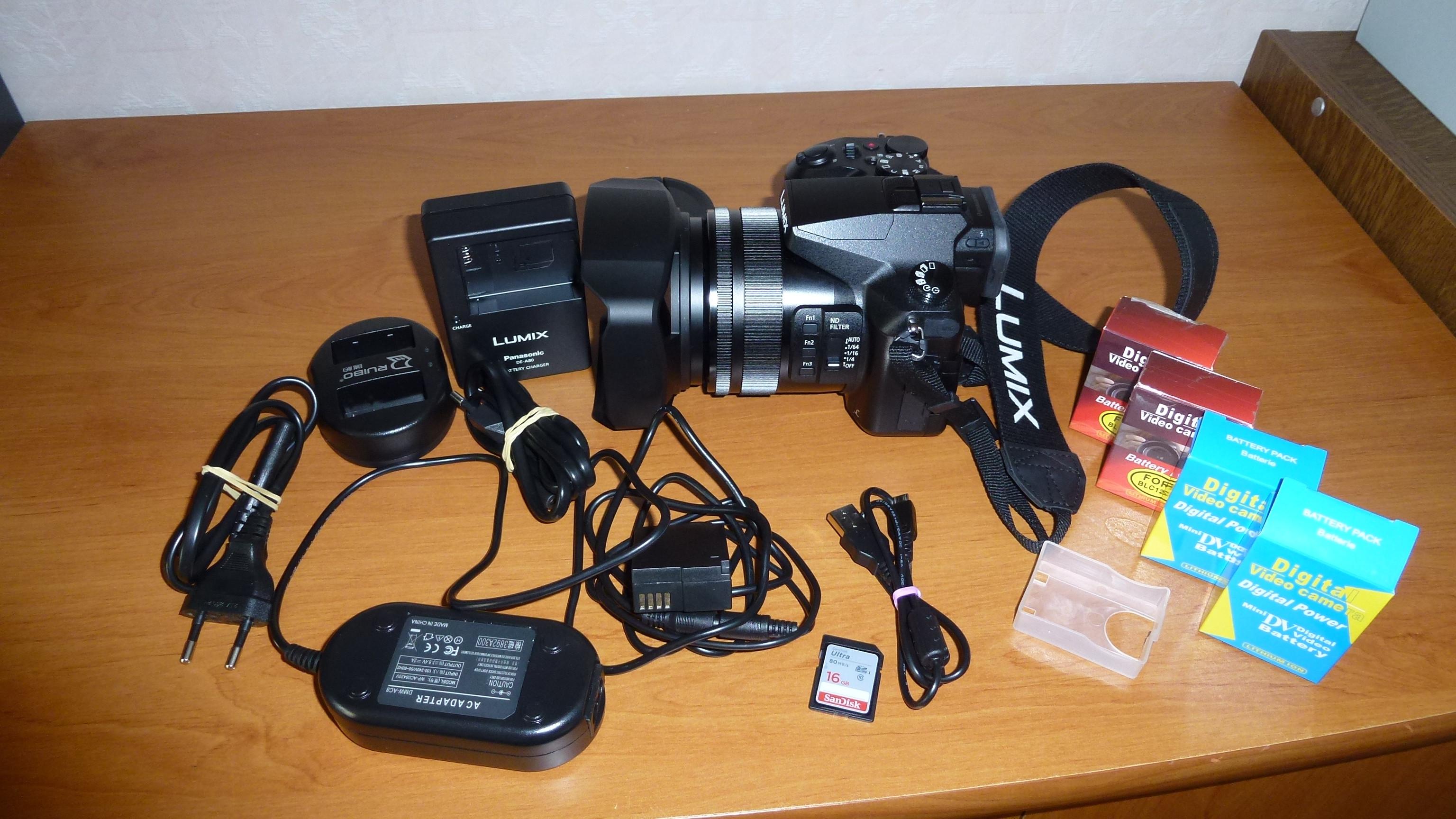 Panasonic DMC-FZ 2000
