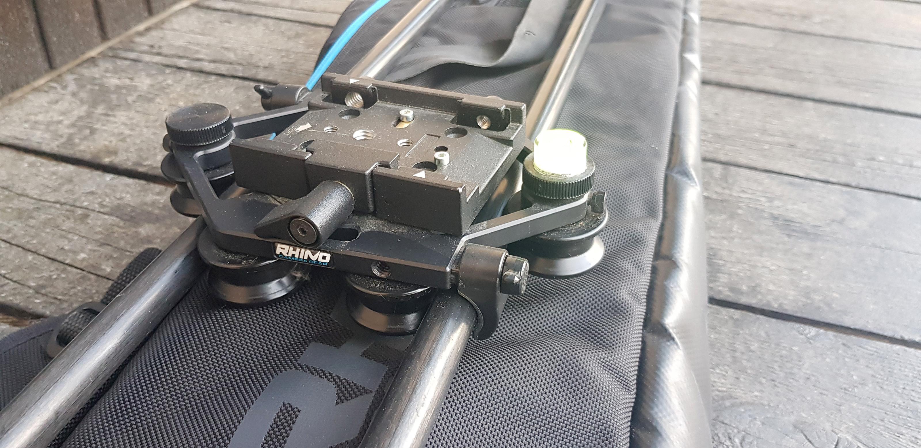 Slider Carbon rhino camera