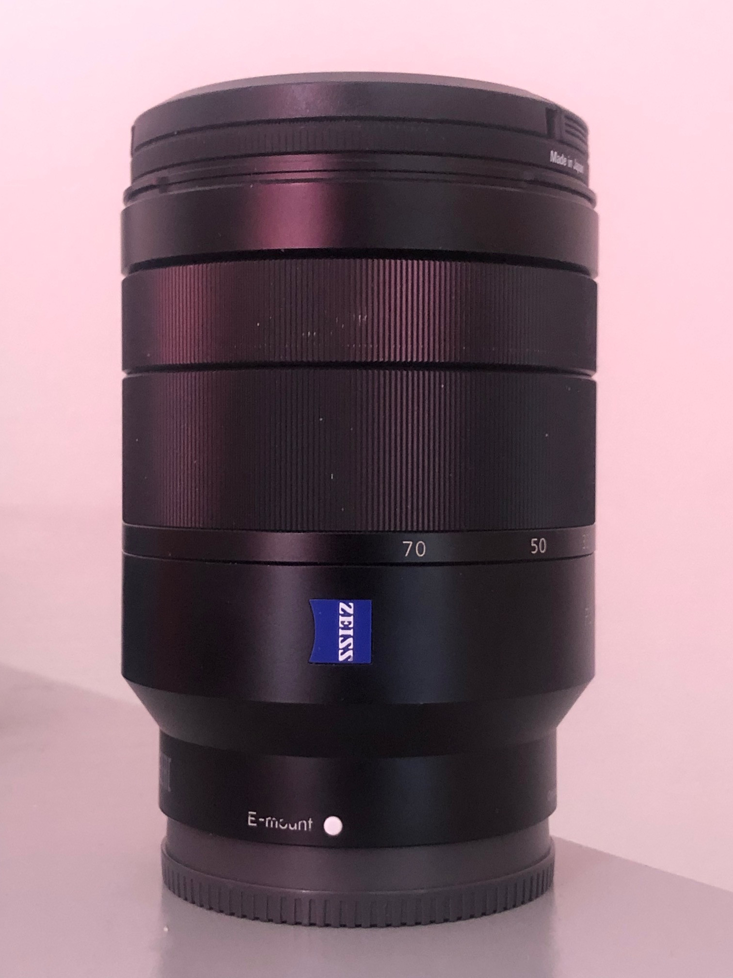 Zoom Zeiss 24-70 f4