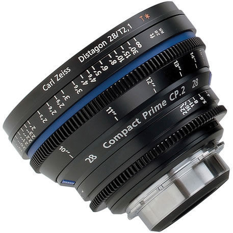 Optique Zeiss Cp2 t2.1 28mm