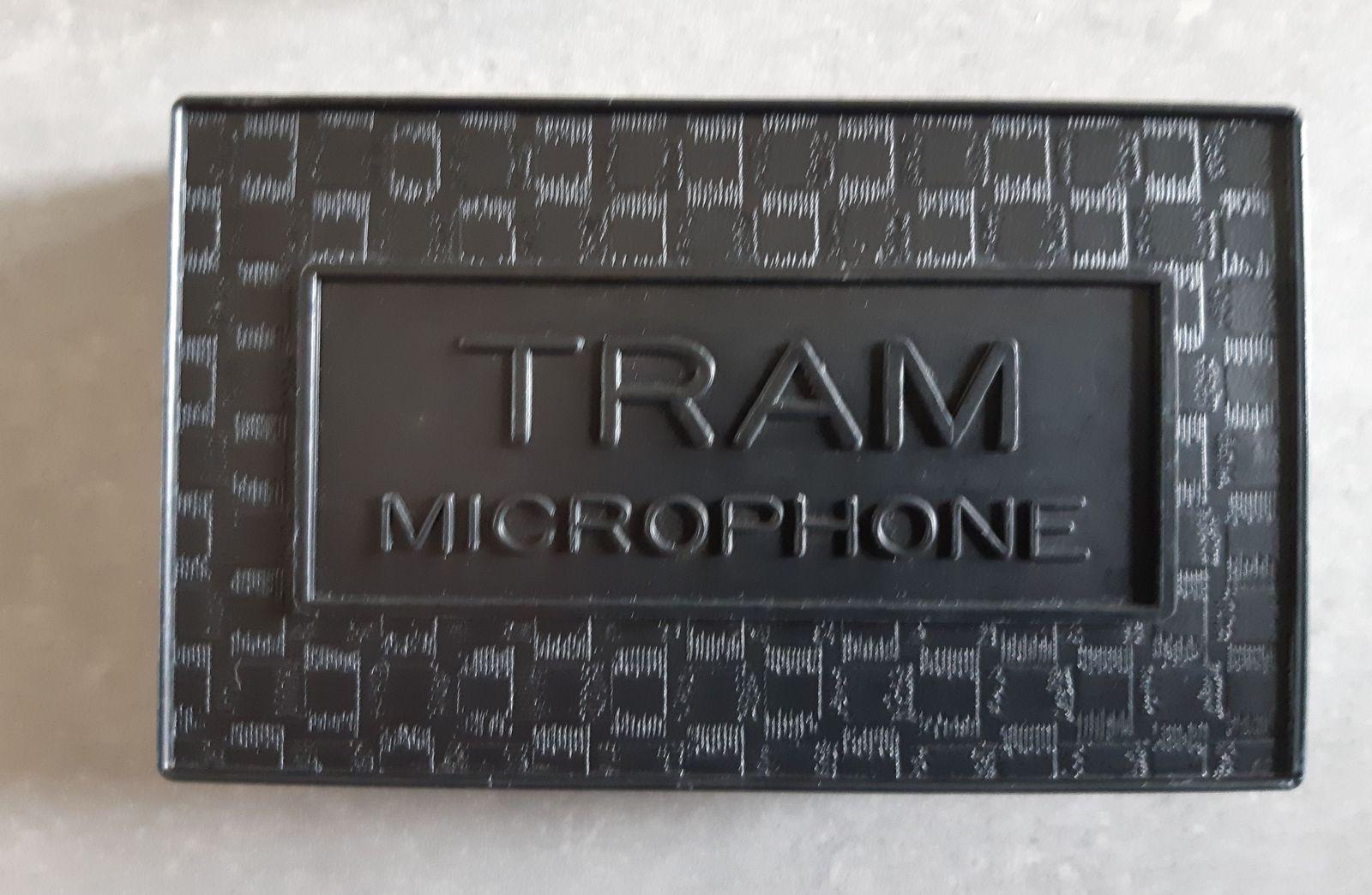 Microphone cravate TRAM PFTR 50