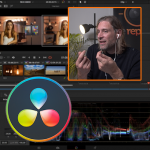 atelier etalonnage log sur davinci resolve log 31 mars au 2 avril