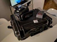 Camera BlackMagic 4K EF avec tous ses accessoires de base
