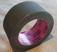 Gaffer matt black foil tape