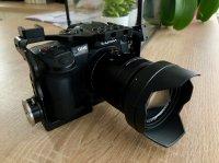 GH5S + objectif 12-60 Leica 2,8-4