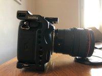 Panasonic Lumix Gh5S - unité de tournage 4K