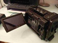 Vend Blackmagic URSA Mini 4K EF état quasi neuf + Atoch C2S + SSD 1To et 256 go + Batterie + Chargeur + Equipements