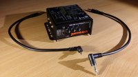 Préampli micro mini jack / XLR JuicedLink BMC388