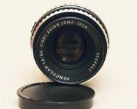 Zeiss, collection d'objectifs état neuf
