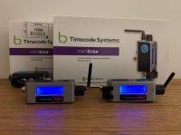 Générateurs de Timecode Mini TRX+