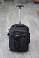 Lowepro Pro Runner BP 450 AW II Noir (sac à dos + roulettes)