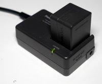 PANASONIC chargeur VW-AD20 pour batterie VW-VBG260