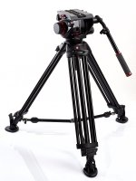 MANFROTTO HD509 + Pied 545GB