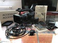 Panasonic HVX200E avec les accessoires