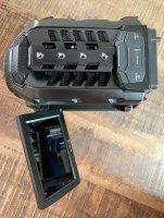 Caméra Blackmagic UrsaMini 4K - Monture EF