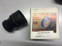 Télé obj 1,5x  HDVT 15x-72 EX
