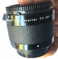 Objectif multiplicateur (ancien) 2 x Nikon TC 201