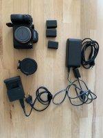 Sony A7s ii + 3 batterie + bague Metabone pour Canon + Adaptateur secteur