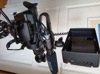 Unité tournage HD et UHD jusqu'à full 4K cinéma : GY-LS300, Ninja Inferno, Olympus Pro 12/40
