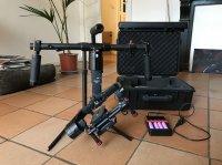 Gyrostabilisateur Gimbal 3 axes Came TV Argo