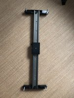 Vends Slider Glidetrack 1m