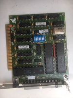 Carte interface National Instruments PC-TIO-10