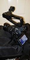 Canon c100 mark1
