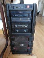 Ordinateur station de montage intel i7 16gb 2.5To