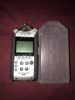 Vends enregistreur audio Zoom H4N
