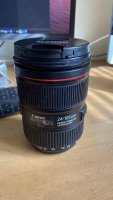 Vends objectif Canon 24-105 F4 L IS USM