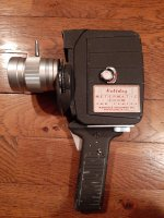 Caméra HOLIDAY Metermatic Zoom